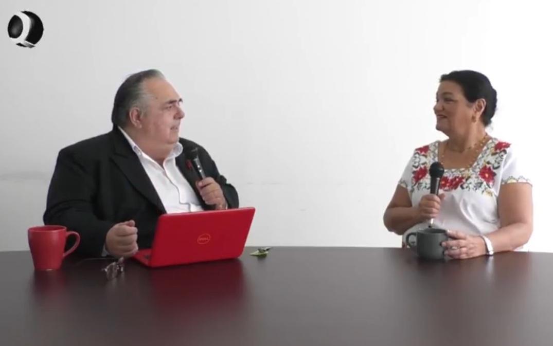 VIDEO.  DULCE MARÍA SAURI -I PARTE