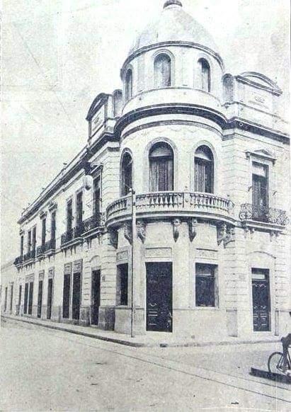 ANTIGUO EDIFICIO DEL BANCO NACIONAL DE MÉXICO