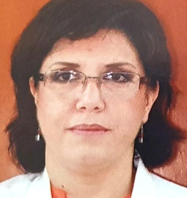 DRA. SILVIA MARGARITA RODRÍGUEZ MEJORADA