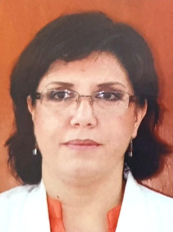 Dra Silvia Rodríguez Hematología