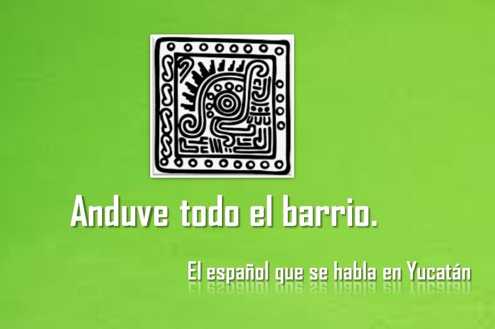 ANDUVE TODO EL BARRIO