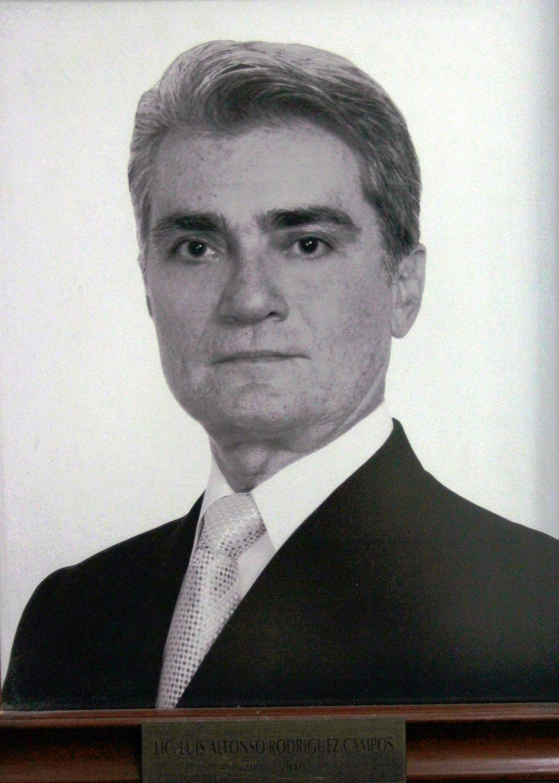 EMPRESARIO DISTINGUIDO LIC. LUIS ALFONSO RODRIGUEZ CAMPOS