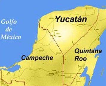 EL PRIMER CONFLICTO ENTRE YUCATÁN Y CAMPECHE