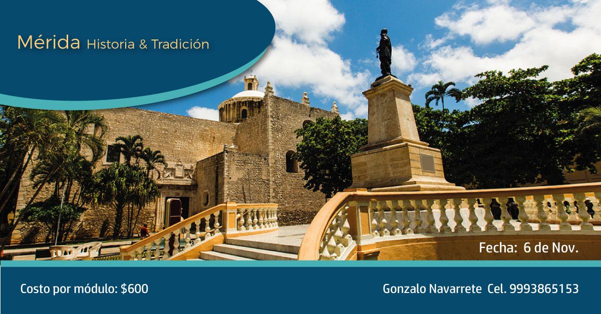 Cursos: Mérida Historia y tradición