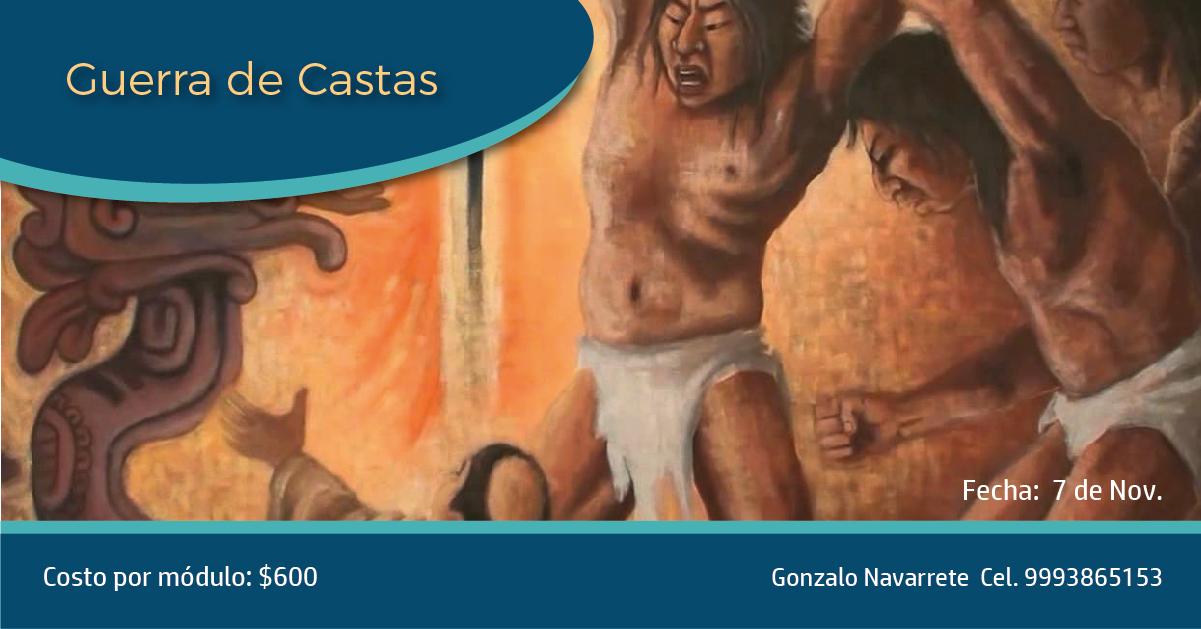 Cursos: Guerra de Castas