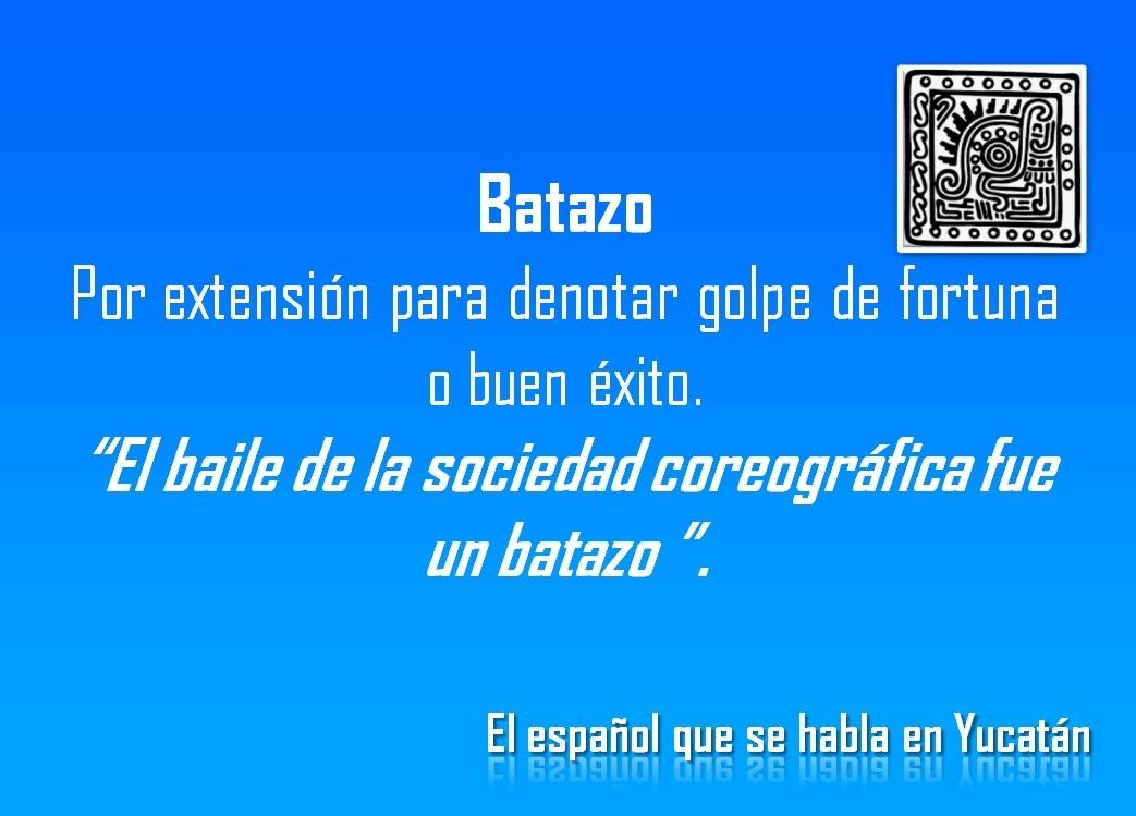 """BATAZO: """"EL BAILE DE LA SOCIEDAD COREOGRÁFICA FUE UN BATAZO"""""""