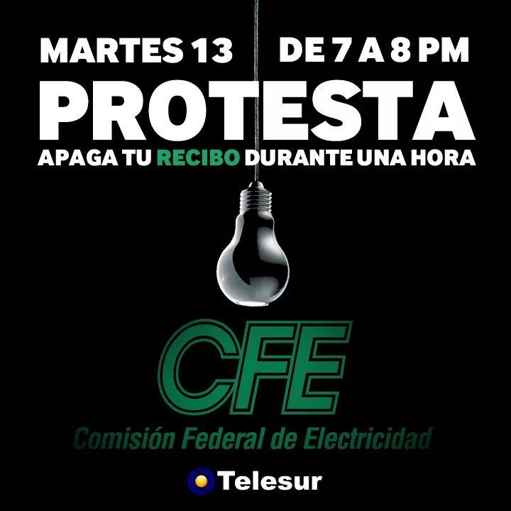 PROTESTA MARTES 13 DE NOVIEMBRE