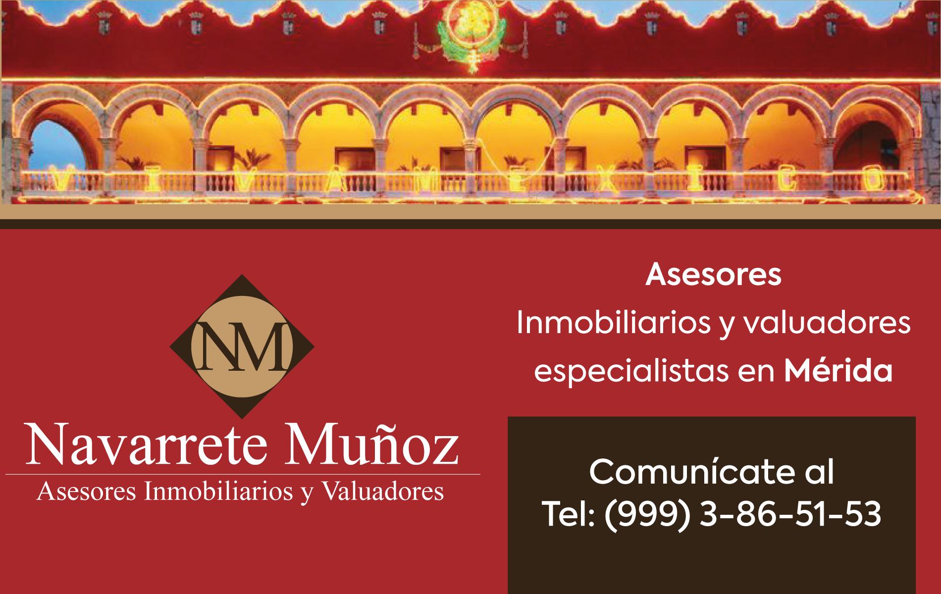 Navarrete Muñoz Asesores Inmobiliarios y Valuadores