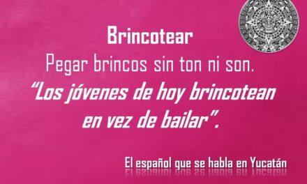"""BRINCOTEAR: """"LOS JÓVENES DE HOY BRINCOTEAN EN VEZ DE BAILAR"""""""