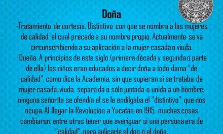 """DOÑA: """"DOÑA BEATRIZ"""""""