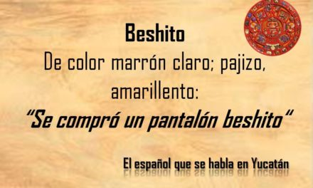 """BESHITO: """"SE COMPRÓ UN PANTALÓN BESHITO"""""""