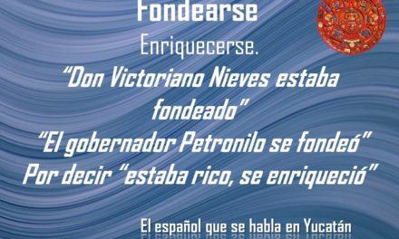 """FONDEARSE: """"DON VICTORIANO NIEVES ESTABA FONDEADO"""""""
