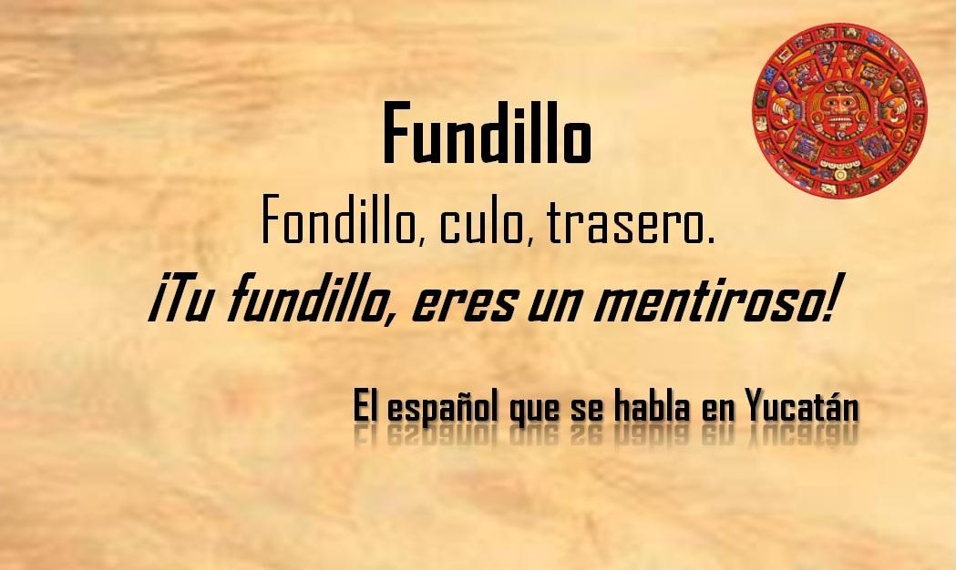 FUNDILLO: ¡TU FUNDILLO, ERES UN MENTIROSO!