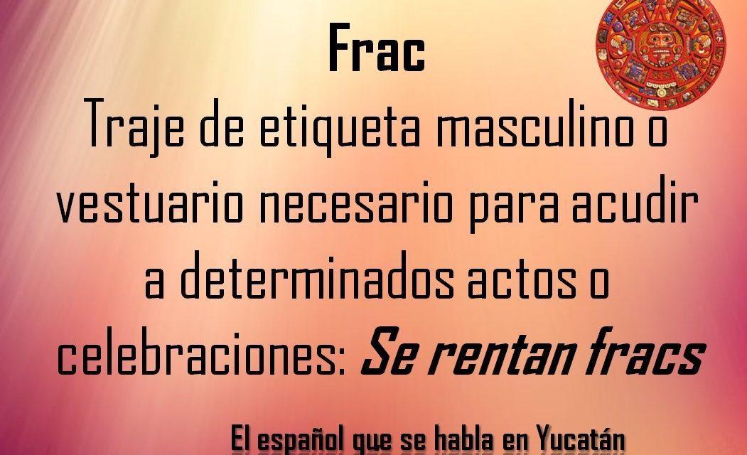 "FRAC: ""SE RENTAN FRACS"""