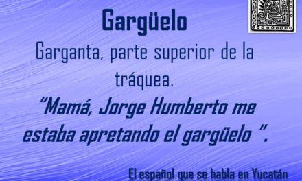 "GARGÜELO: ""MAMÁ, JORGE HUMBERTO ME ESTABA APRETANDO EL GARGÜELO"""