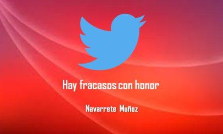 HAY FRACASOS CON HONOR