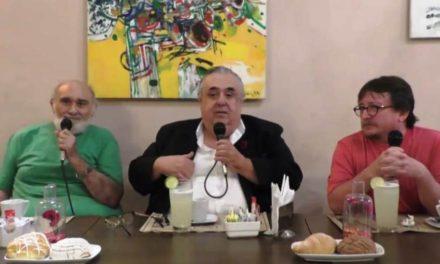 VÍDEO. EN MANJAR BLANCO GONZALO NAVARRETE CON TONY PERAZA Y JORGE ALVAREZ RENDÓN PRIMERA PARTE
