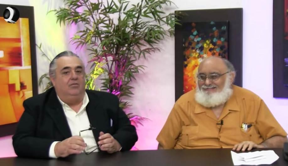 VÍDEO CRONICAS DE LA CIUDAD. GONZALO NAVARRETE Y JORGE ALVAREZ RENDÓN