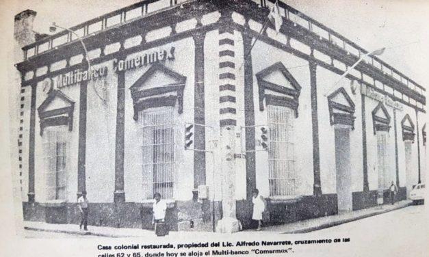 CASA DEL LICENCIADO ALFREDO NAVARRETE