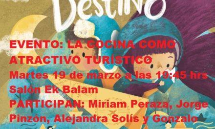 EVENTO FILEY 2019. LA COCINA COMO ATRACTIVO TURÍSTICO