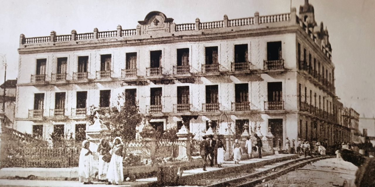 GRAN HOTEL EN DOS TIEMPOS