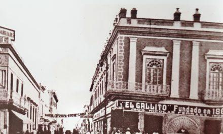 """LA ESQUINA """"EL GALLITO"""" EN DOS TIEMPOS"""