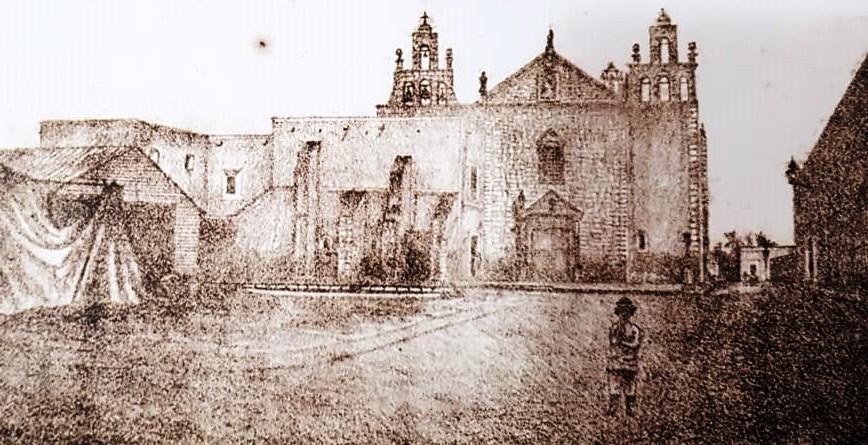 MEJORADA (CONVENTO ANEXO, CUARTEL DE DRAGONES) EN DOS TIEMPOS