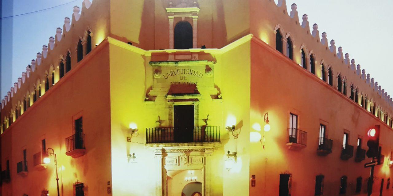 EL EDIFICIO DE LA UNIVERSIDAD DE YUCATÁN (UADY) EN DOS TIEMPOS
