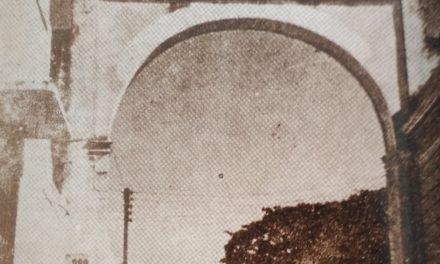 ARCO DE SAN JUAN, EN DOS TIEMPOS