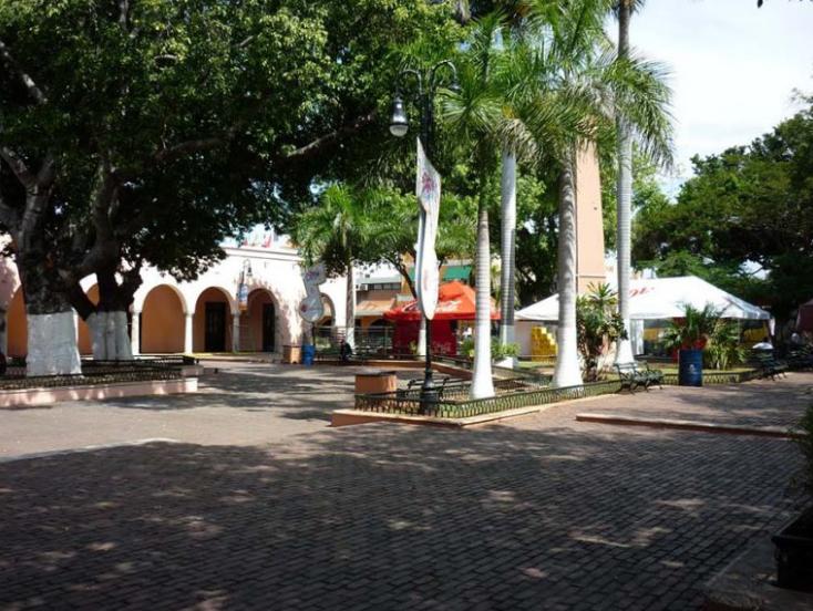 LOS PARQUES DE MERIDA