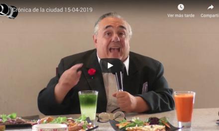 Crónica de la ciudad – Restaurante