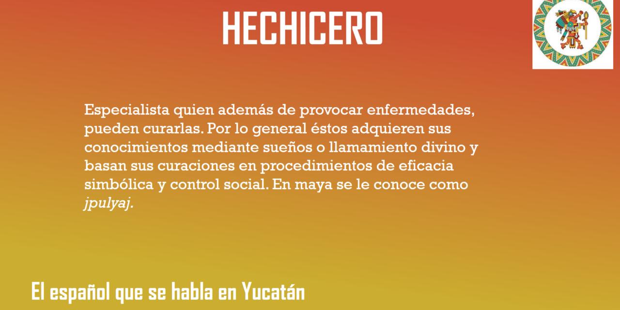 """HECHICERO: """"ESPECIALISTA QUE PROVOCA ENFERMEDADES"""""""