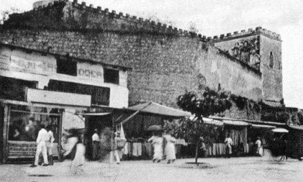 MURO DE LA FORTALEZA DE SAN BENITO