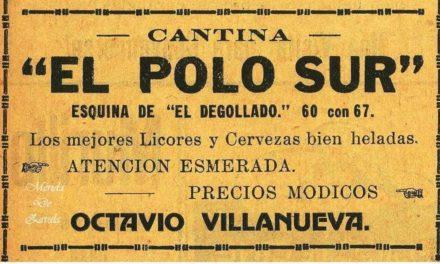 CANTINAS DE MÉRIDA, EL POLO SUR