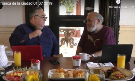 VIDEO: CRÓNICA DE LA CIUDAD 01/07/19