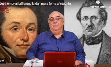 VIDEO:  DOS HOMBRES BRILLANTES LE DAN MALA FAMA A YUCATÁN