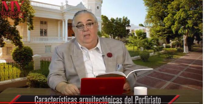 VIDEO:  CARACTERÍSTICAS ARQUITECTÓNICAS DEL PORFIRIATO