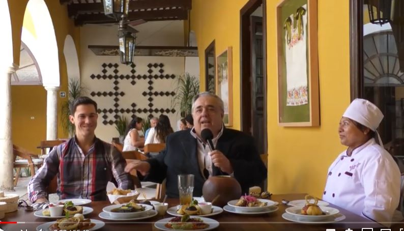 VIDEO:  MUSEO DE LA GASTRONOMÍA YUCATECA