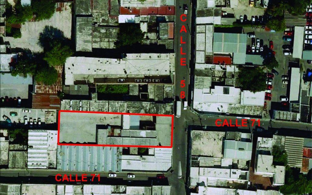 RENTA DE LOCAL COMERCIAL CALLE 58 No. 551 CENTRO DE MÉRIDA