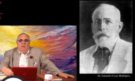VIDEO:  DR. EDUARDO URZAIZ RODRÍGUEZ Y LA NOVELA EUGENIA