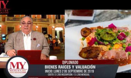 VIDEO: LOS MEJORES RESTAURANTES DE MÉRIDA EN 2019