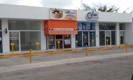 RENTA DE LOCALES COMERCIALES EN AVE. ITZÁEZ