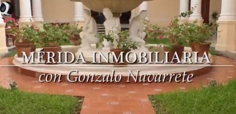 VIDEO: MÉRIDA INMOBILIARIA 5 DE SEPT 2019