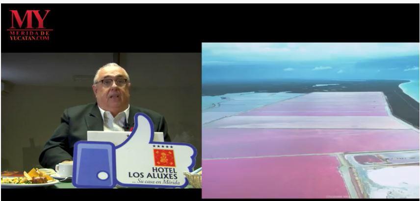 VIDEO:  DON JOAQUÍN ROCHE MARTÍNEZ