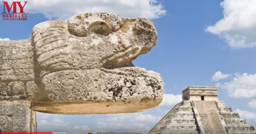 VIDEO:  EL EQUINOCCIO DE CHICHÉN ITZÁ