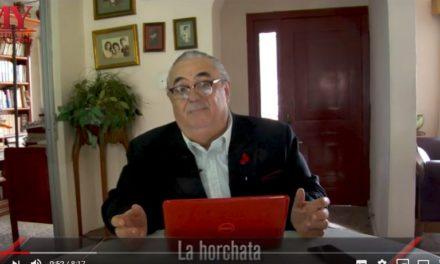 VIDEO:  LA HORCHATA