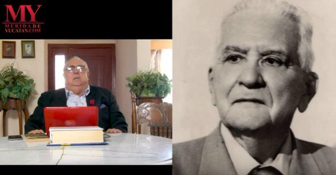 VIDEO: DON CARLOS R. MENÉNDEZ GONZÁLEZ