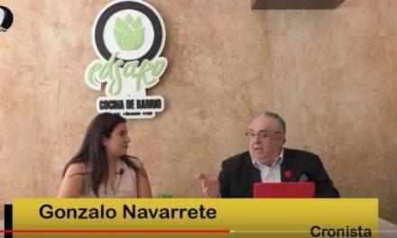 VIDEO:  CRÓNICA DE LA CIUDAD LUNES 25 DE NOVIEMBRE DE 2019