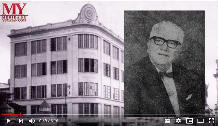 VIDEO:  MARIO MENÉNDEZ ROMERO:  LA MEJOR PROSA DEL SIGLO XX EN YUCATÁN
