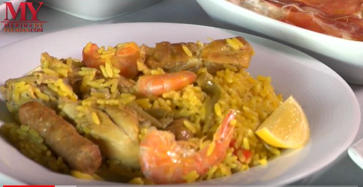VIDEO:  RESTAURANTE PEÑALVA:  LA PAELLA
